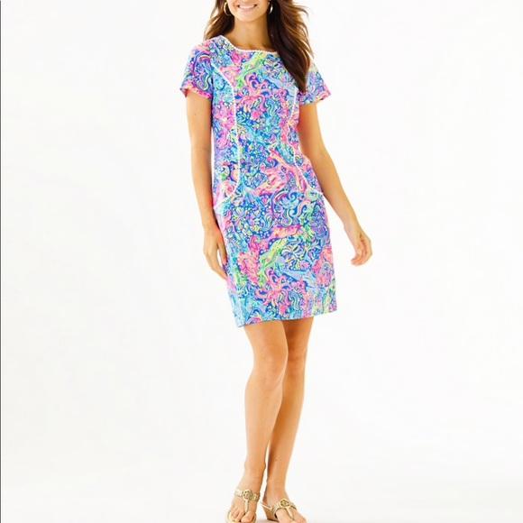 Lilly Pulitzer- Coralynn Shift Dress